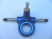 Pont bleu pour platines Roll line (l'unité)