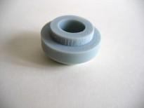 Jeu de 4 gommes roll line en polyuréthane grises basses (dureté : soft)