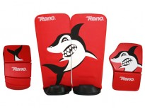 "Jambières Reno gardien Exel modèle ""Shark"""