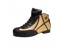 """Chaussures Reno modèle """"Asbury"""" - coloris : or & noir"""