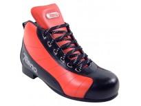 Chaussures Millénim PLUS 3 - coloris rouge & noir