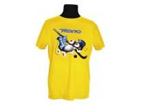 Tee shirt Reno jaune new collection !!