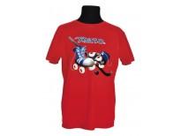 Tee shirt Reno rouge