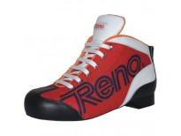 Chaussures Reno ODDITEX - coloris : rouge & marine