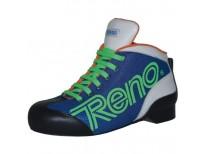 Chaussures Reno ODDITEX - coloris : bleu royal & vert fluo