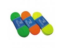 Paires de lacets - coloris : fluo