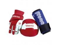 Kit Initiation Reno - coloris : rouge et blanc