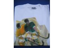 Tee shirt MC France Distribution