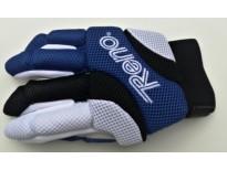 Gants Reno Tex - bleu & noir & blanc