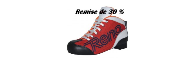 Chaussures Reno ODDITEX - FALCON - ROCKET - GALLACTICA
