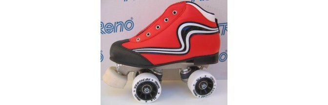 Patins complets pour l'initiation
